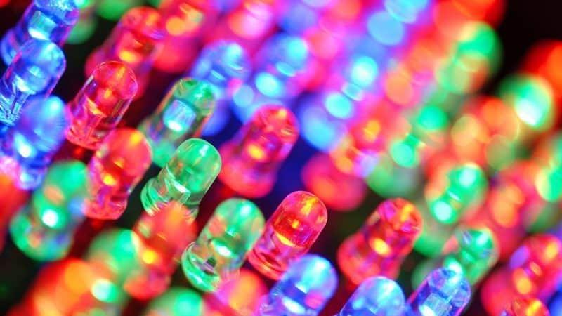 Intensidad de LED con AppInventor
