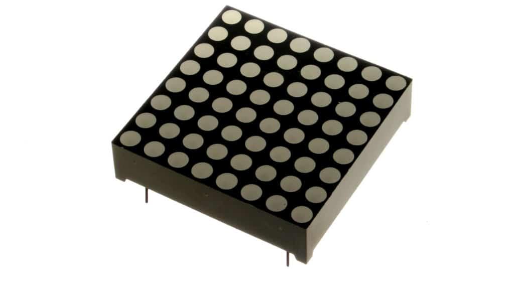 Lee más sobre el artículo Matriz LED, cómo crear una DIY y controlarla