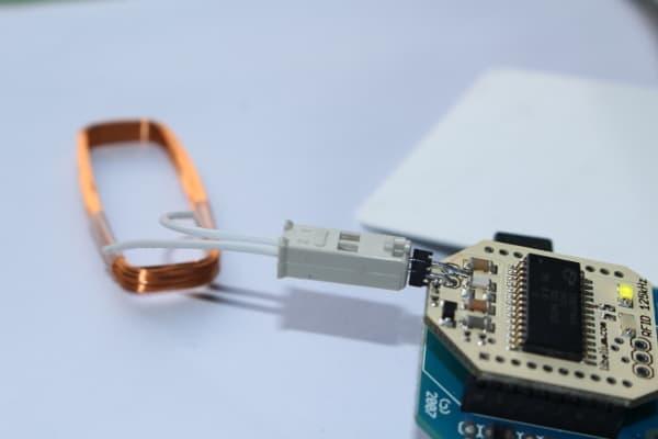 Modulo RFID con Arduino