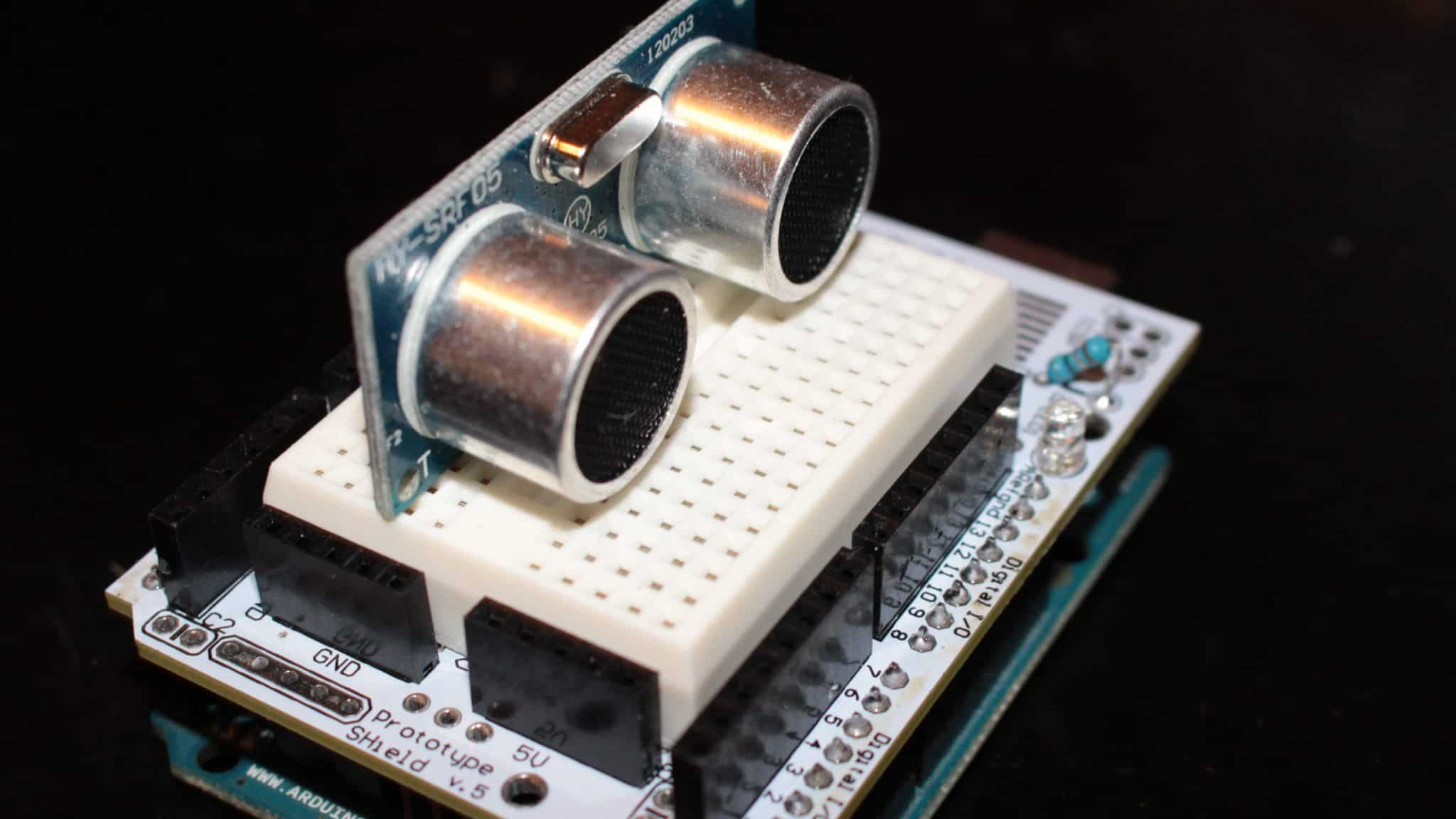 Sensor de ultrasonidos