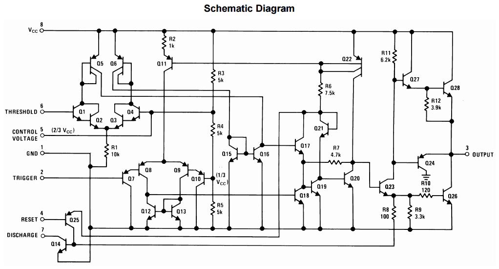 555 Diagrama