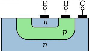 Transistor BJT como interruptor, polarización fija