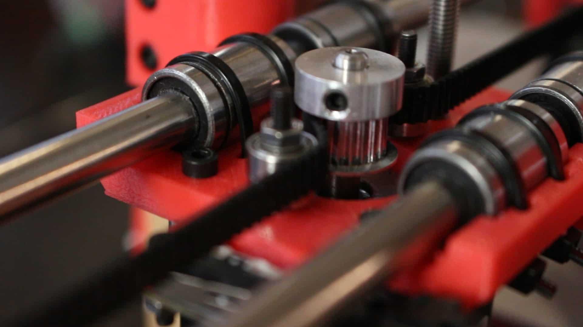 Polea impresora M Prime One