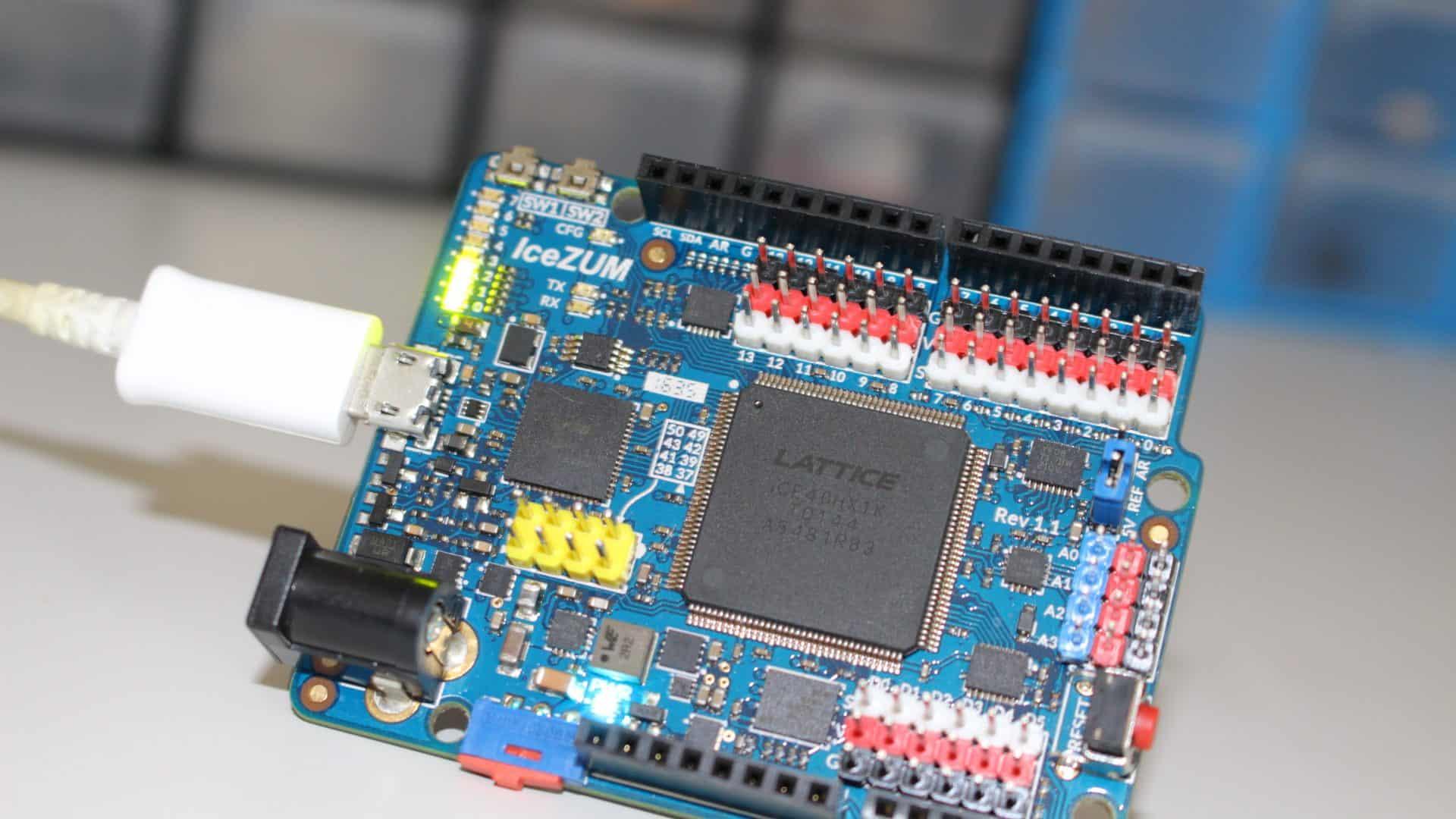 Aprende el Hola mundo con FPGA