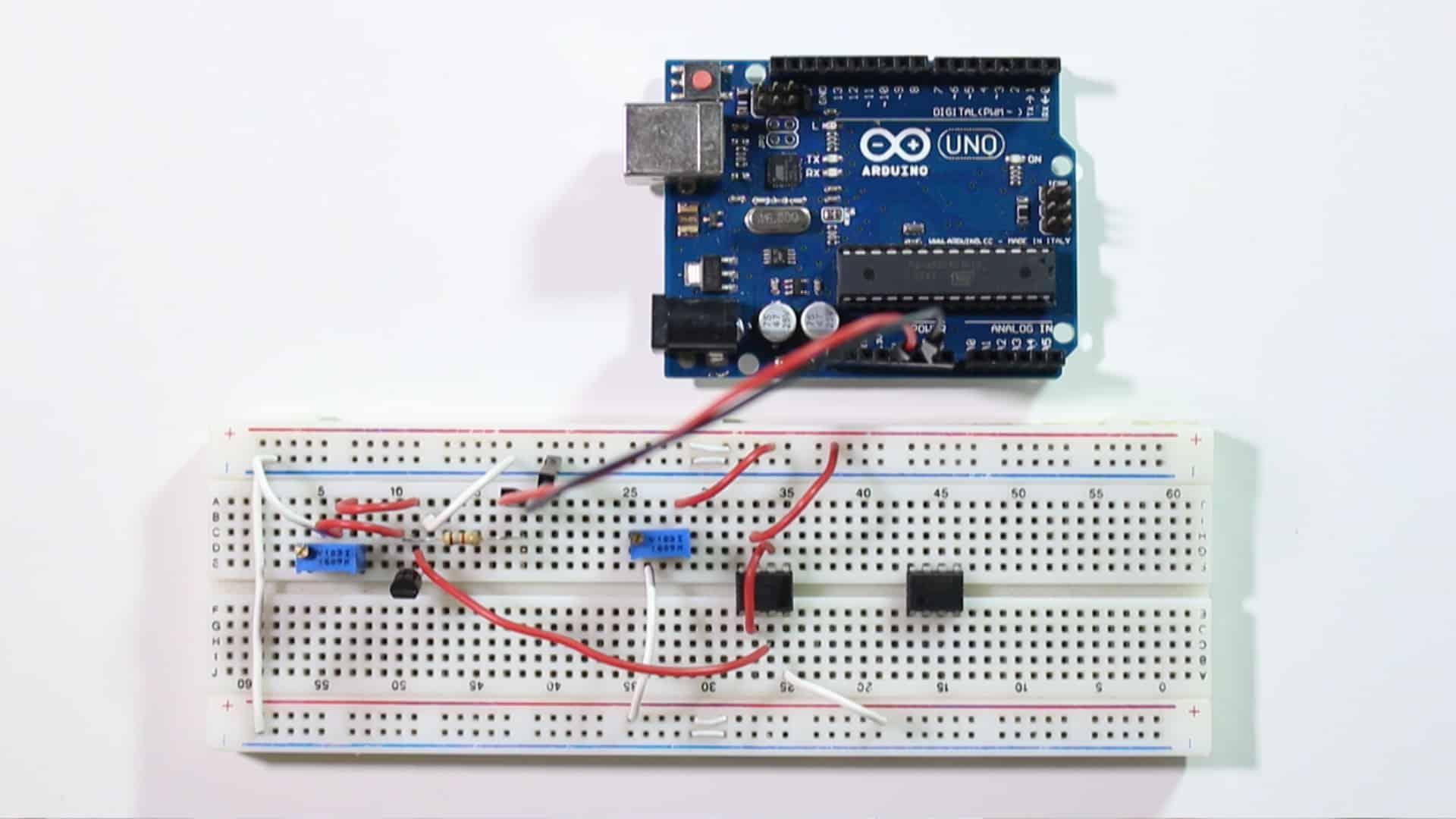 Ajustar señal para ADC y aprovecha el ADC al completo