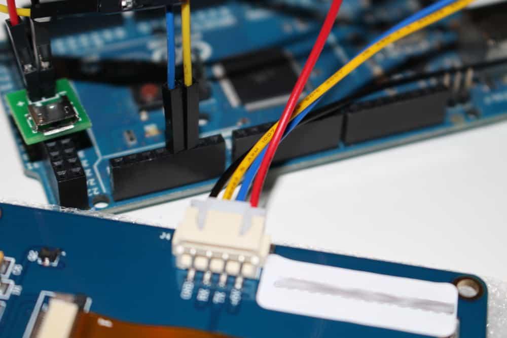 Conexión con Arduino