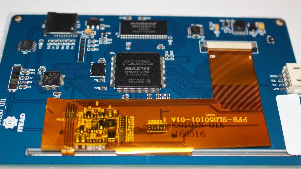 Pantalla Nextion de Itead y Arduino