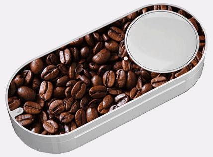 Dash Button de café